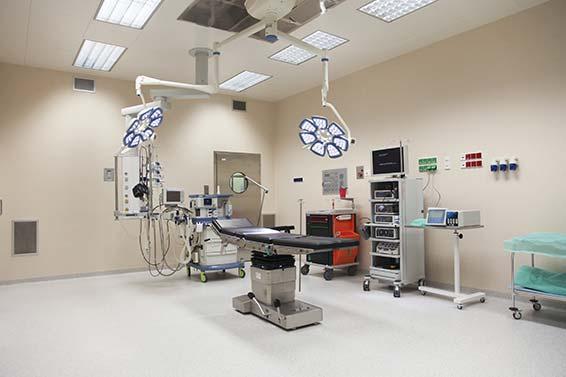 operacje plastyczne sala operacyjna